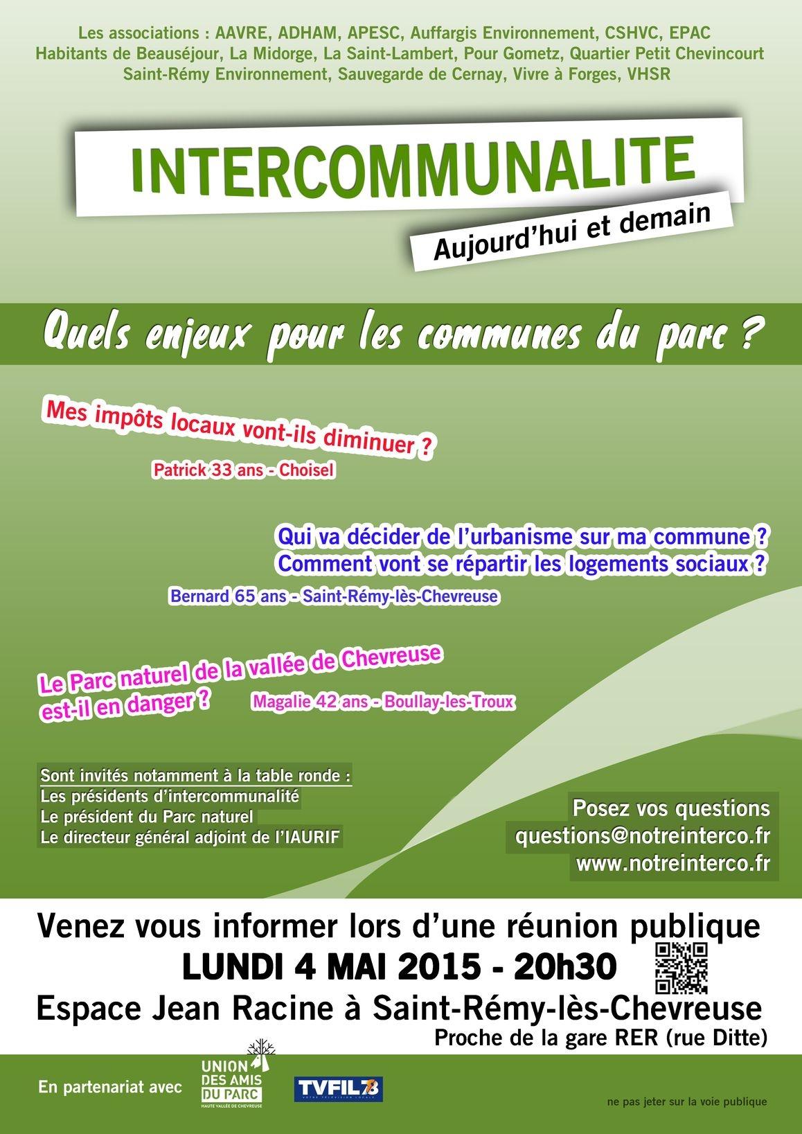 affiche RP interco