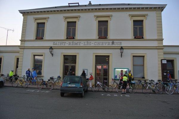 gare StRemy