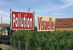 publicites pollution visuelle